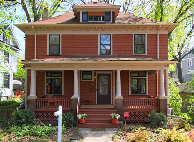 Prairie houses of minneapolis for American classic homes mn