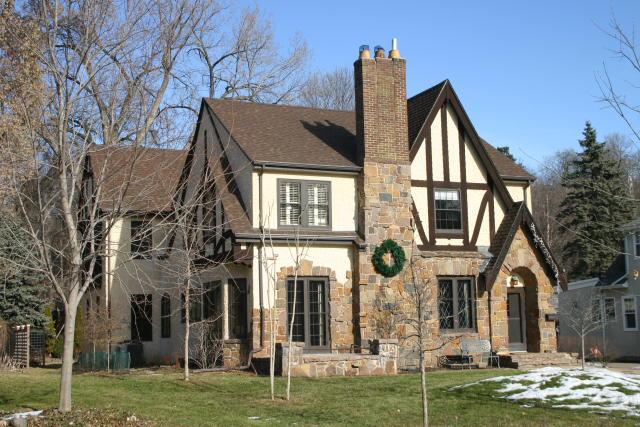 Tudor Exterior Houses Of Minneapolis